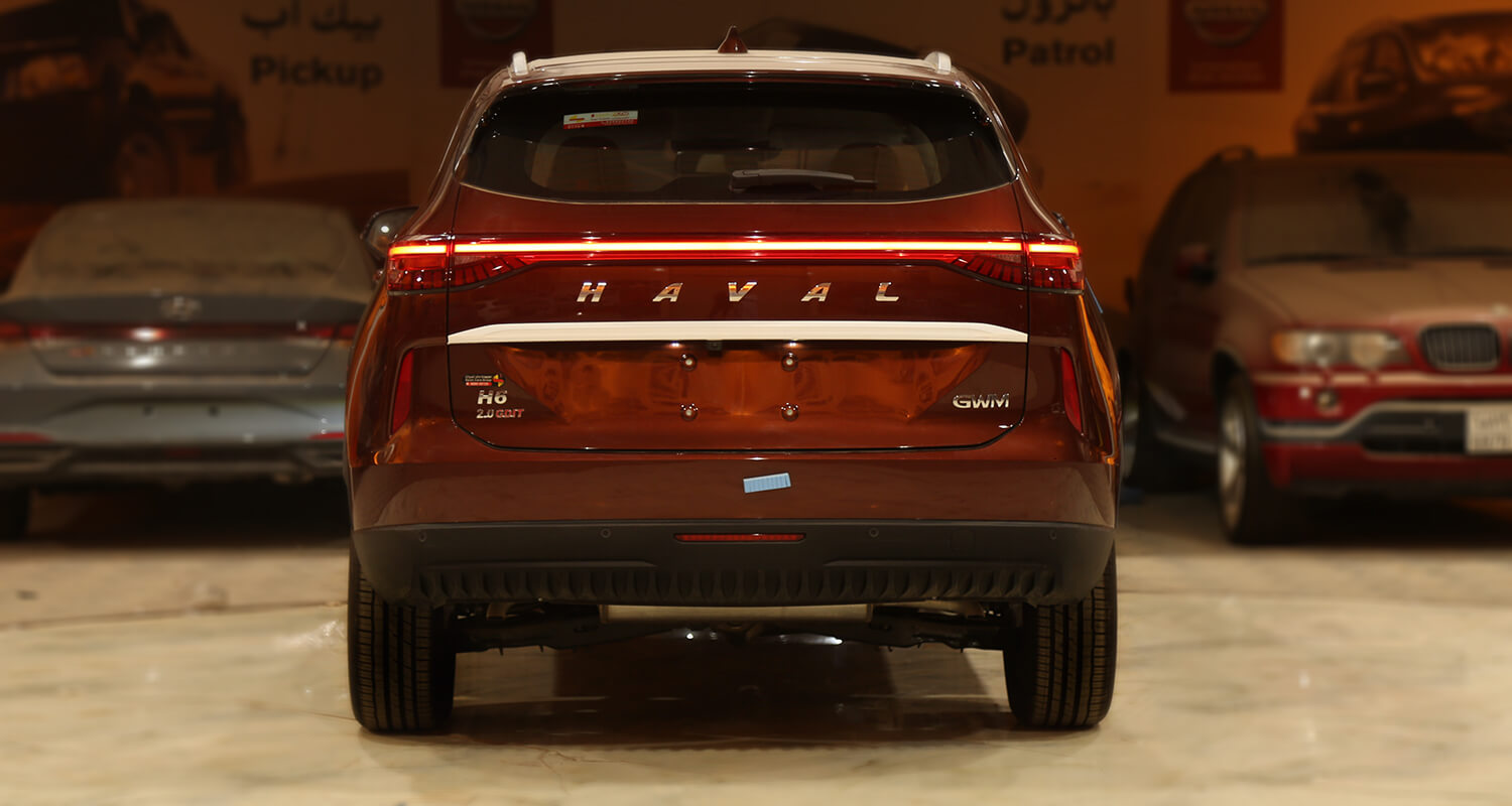 Exterior Image for  HAVAL H6 Active 2021
