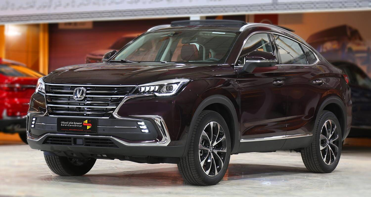 Exterior Image for  CHANGAN CS85 Limited 2022