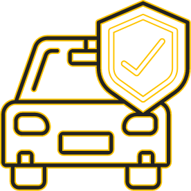 Be in warranty package icon