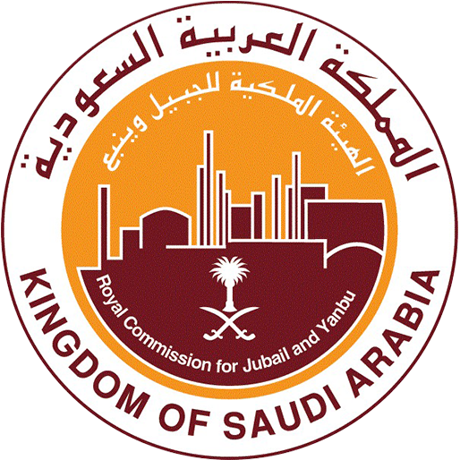 شعار الهيئة الملكية للجبيل وينبع