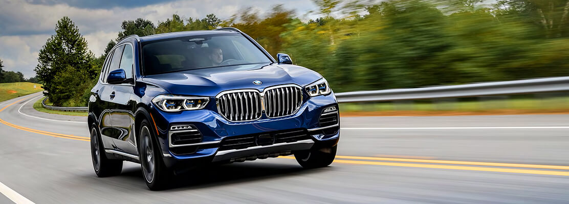 Cover Photo of  BMW X5 x-Drive40i 2019