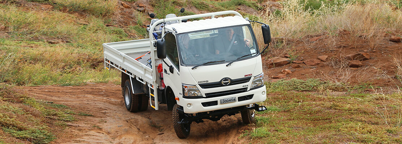 Cover Photo of  HINO Chassis Trucks300 714XZU10L 2020