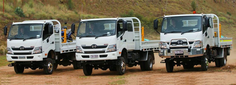 صورة غلاف  هينو شاحنة شاسيه 300 816XZU720 2020