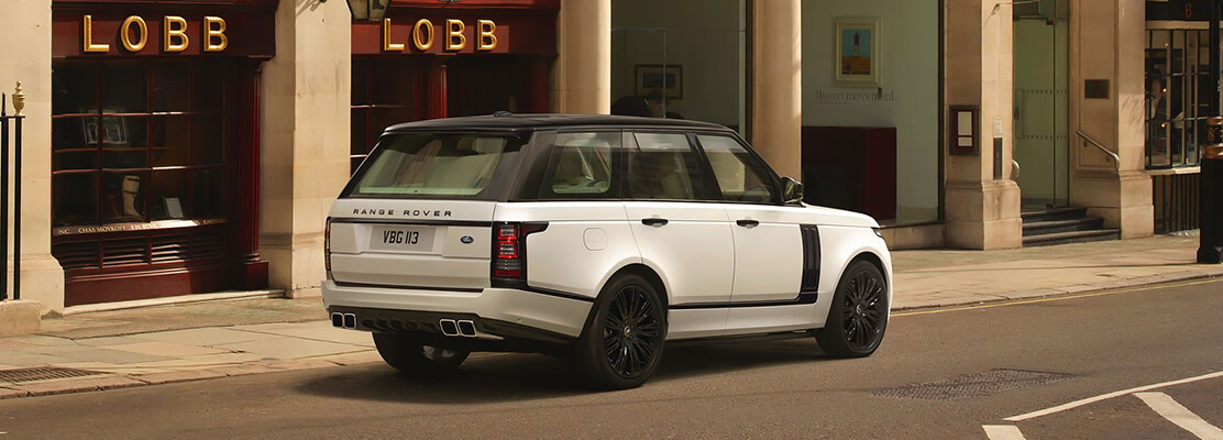 Cover Photo of  RANGE ROVER AUTOBIOGRAPHY Black Edition 2020