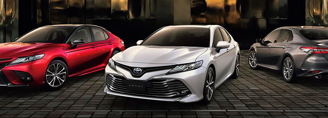 Cover Photo of  TOYOTA CAMRY GLE-Hybrid 2020