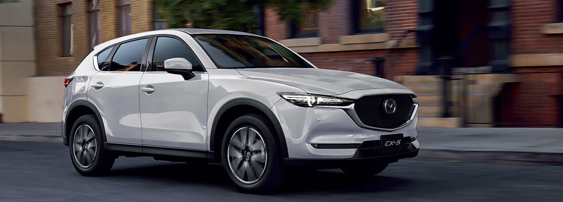 Cover Photo of  MAZDA CX-5 SKYACTIV 2019