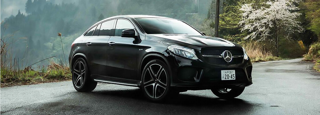 Cover Photo of  MERCEDES BENZ GLE 43 2019