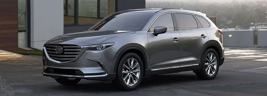 Cover Photo of  MAZDA CX-9 TC 2020
