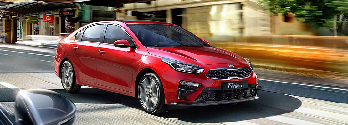 Cover Photo of  KIA CERATO LX 2021