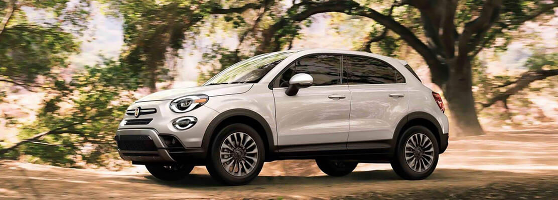 Cover Photo of  FIAT 500X City Cross 2020