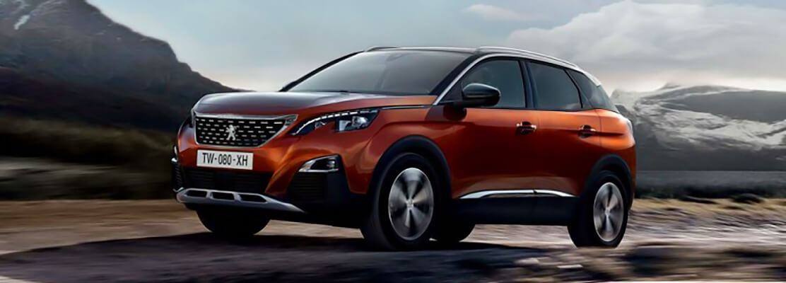 Cover Photo of  PEUGEOT 3008 FWD 2020