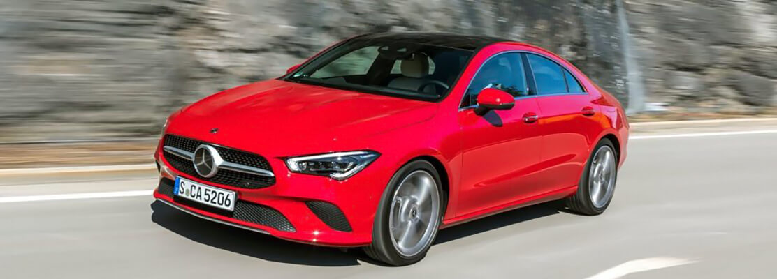 Cover Photo of  MERCEDES BENZ CLA 200 2020