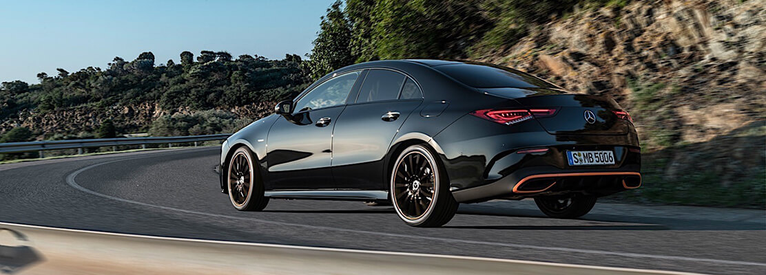 Cover Photo of  MERCEDES BENZ CLA 250 2020