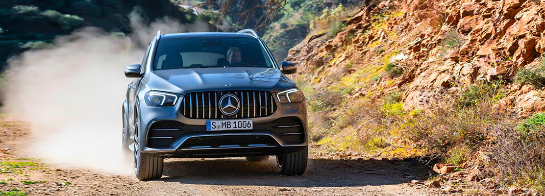 Cover Photo of  MERCEDES BENZ GLE 53 2021
