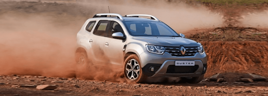 Cover Photo of  RENAULT DUSTER LE - 4X4 2021