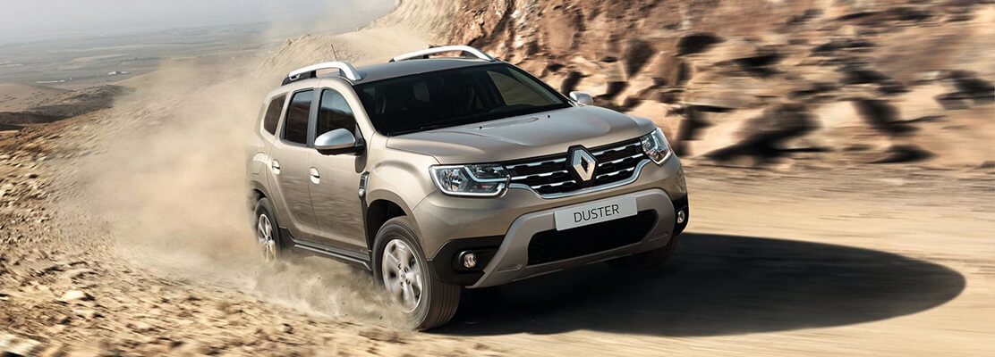 Cover Photo of  RENAULT DUSTER PE 2021