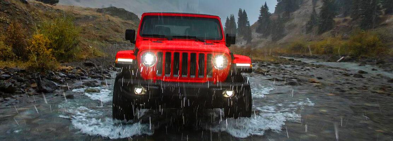 Cover Photo of  Jeep Wrangler SPORT 2021
