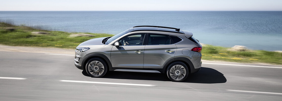 Cover Photo of  HYUNDAI TUCSON GL-GDI 2021