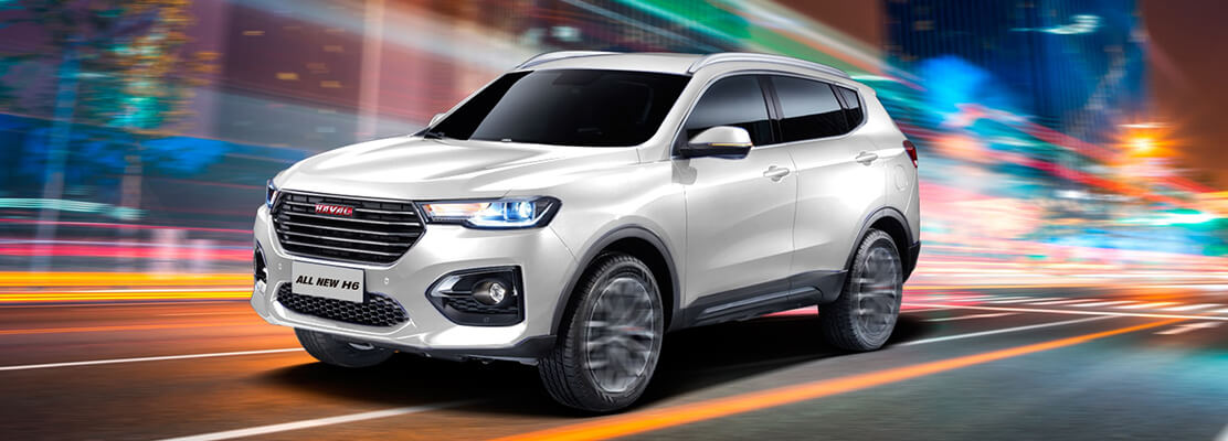 Cover Photo of  HAVAL H6 Intelligent 2021