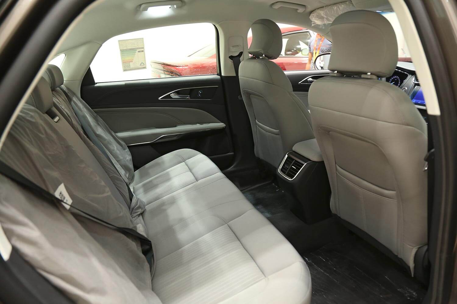 Interior Image for  FORD TAURUS Ambiente 2021