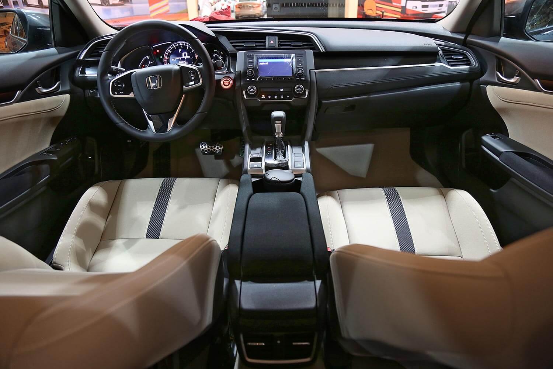 Interior Image for  HONDA CIVIC LX SPORT 2020
