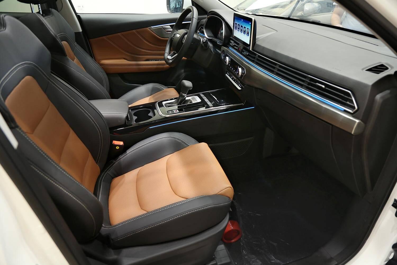 Interior Image for  JETOUR X77 S 240T 2020
