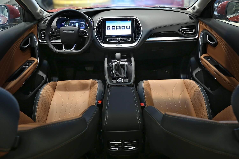 Interior Image for  JETOUR X77 240T 2020