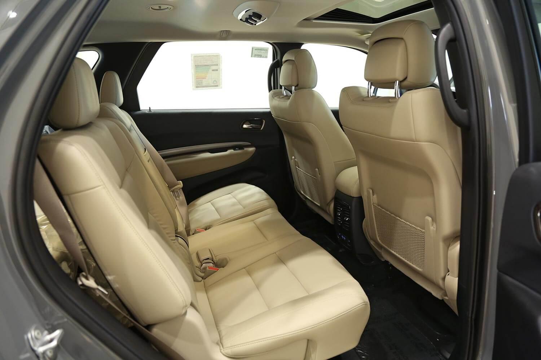 Interior Image for  DODGE DURANGO GT 2020