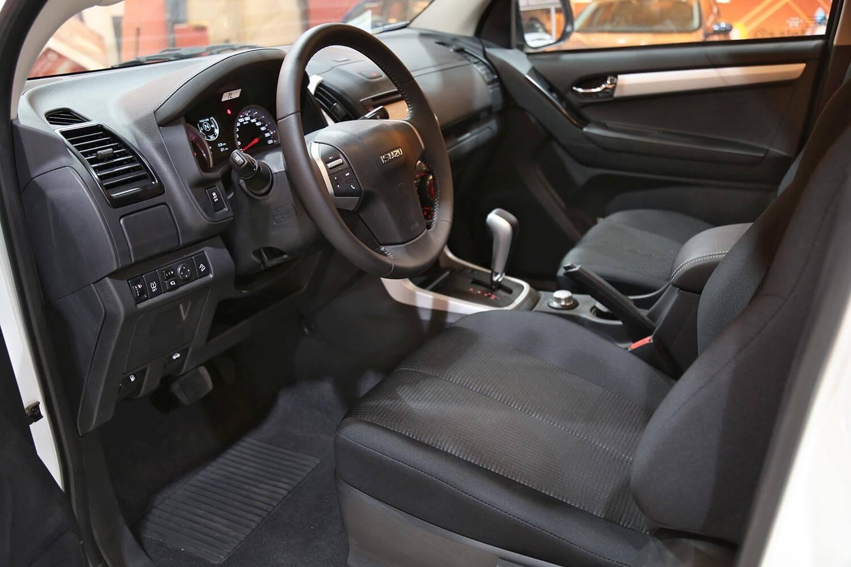 صورة داخلية للسيارة  ايسوزو ديماكس LS 2020