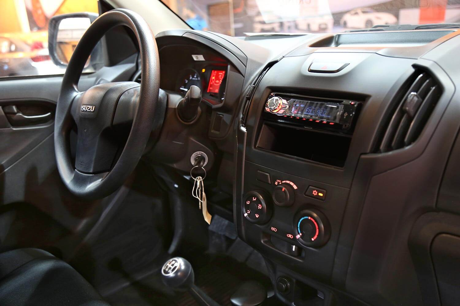 Interior Image for  ISUZU Drowning aspects 2020