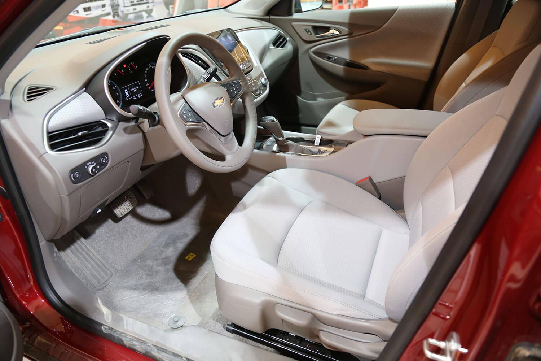 Interior Image for  CHEVROLET MALIBU LS 2021