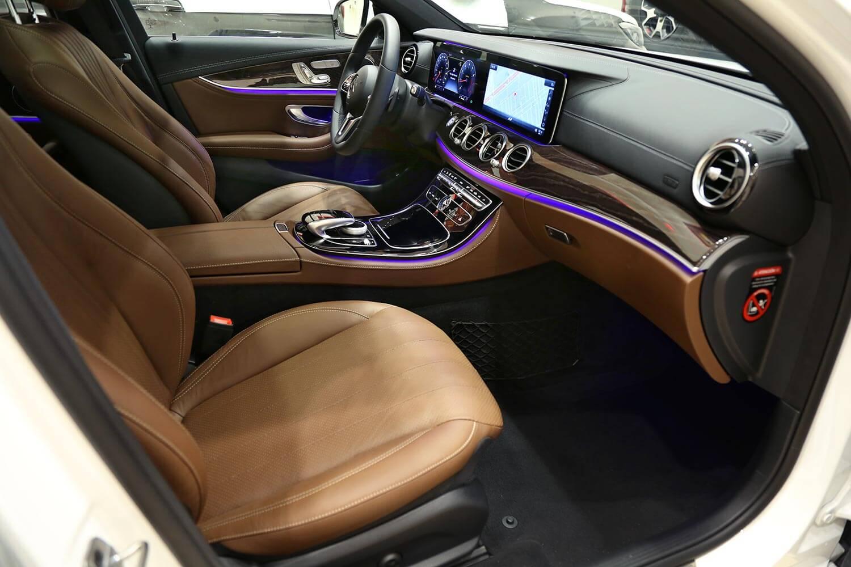 Interior Image for  MERCEDES BENZ E 200 2020