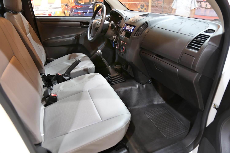 صورة داخلية للسيارة  ايسوزو ديماكس غمارة 2020
