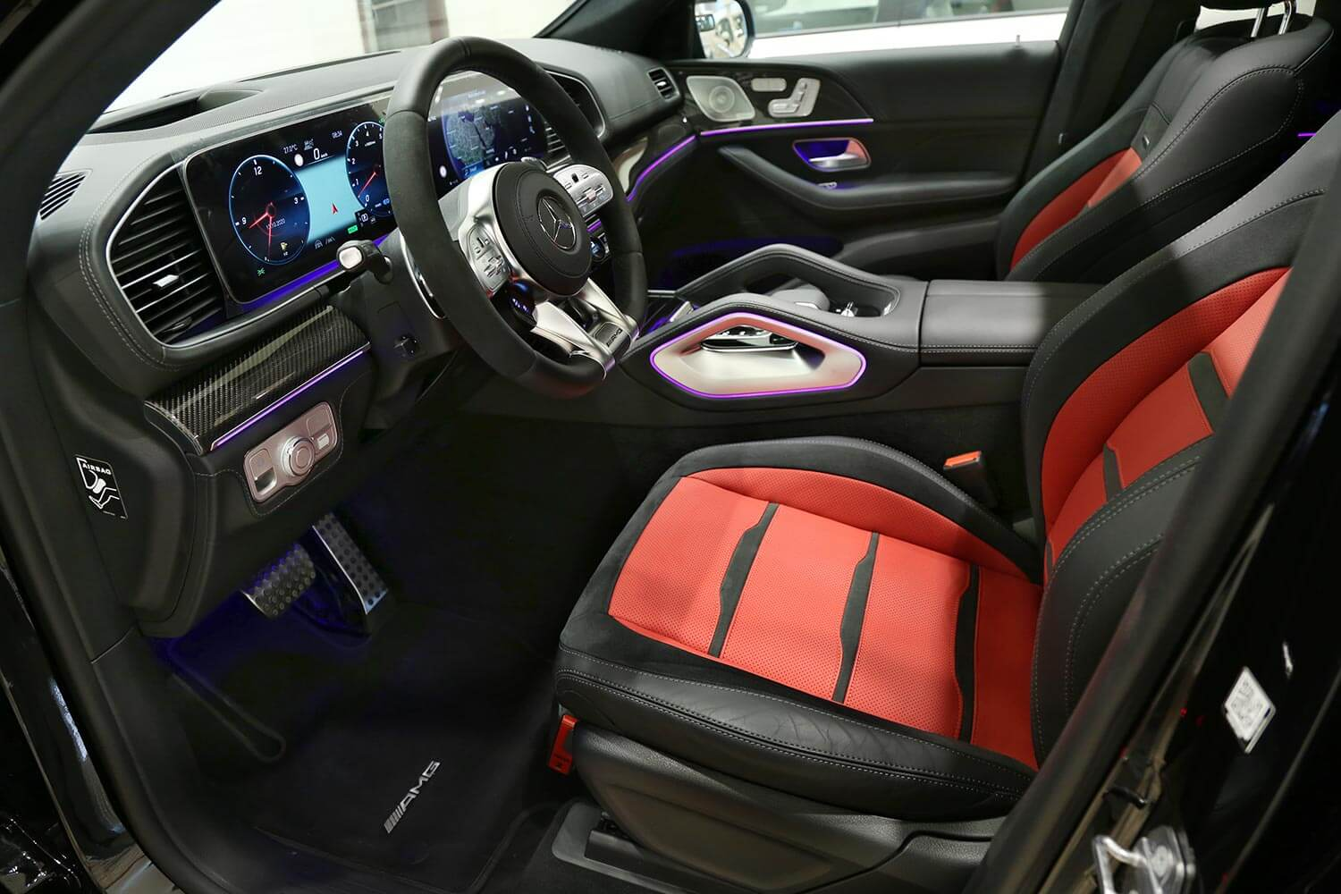 Interior Image for  MERCEDES BENZ GLE 53 2021