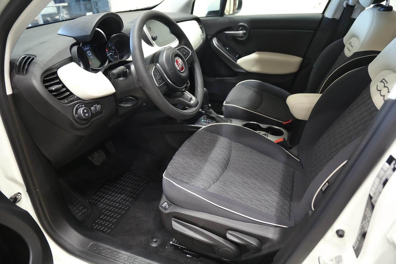 Interior Image for  FIAT 500X City Cross 2020