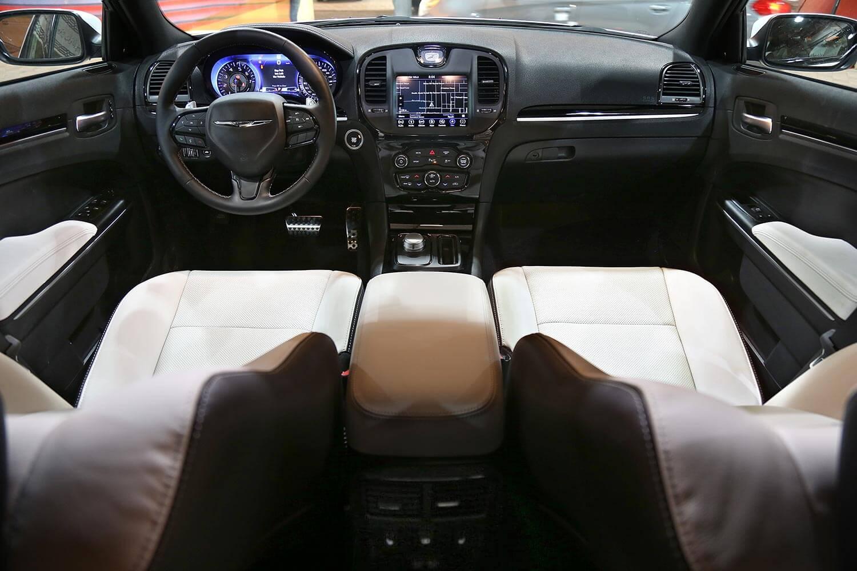 Interior Image for  CHRYSLER 300S 3.6L 2020