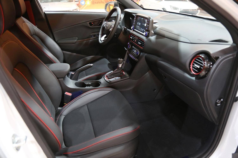 صورة داخلية للسيارة  هيونداي كونا GLS-Comfort 2020
