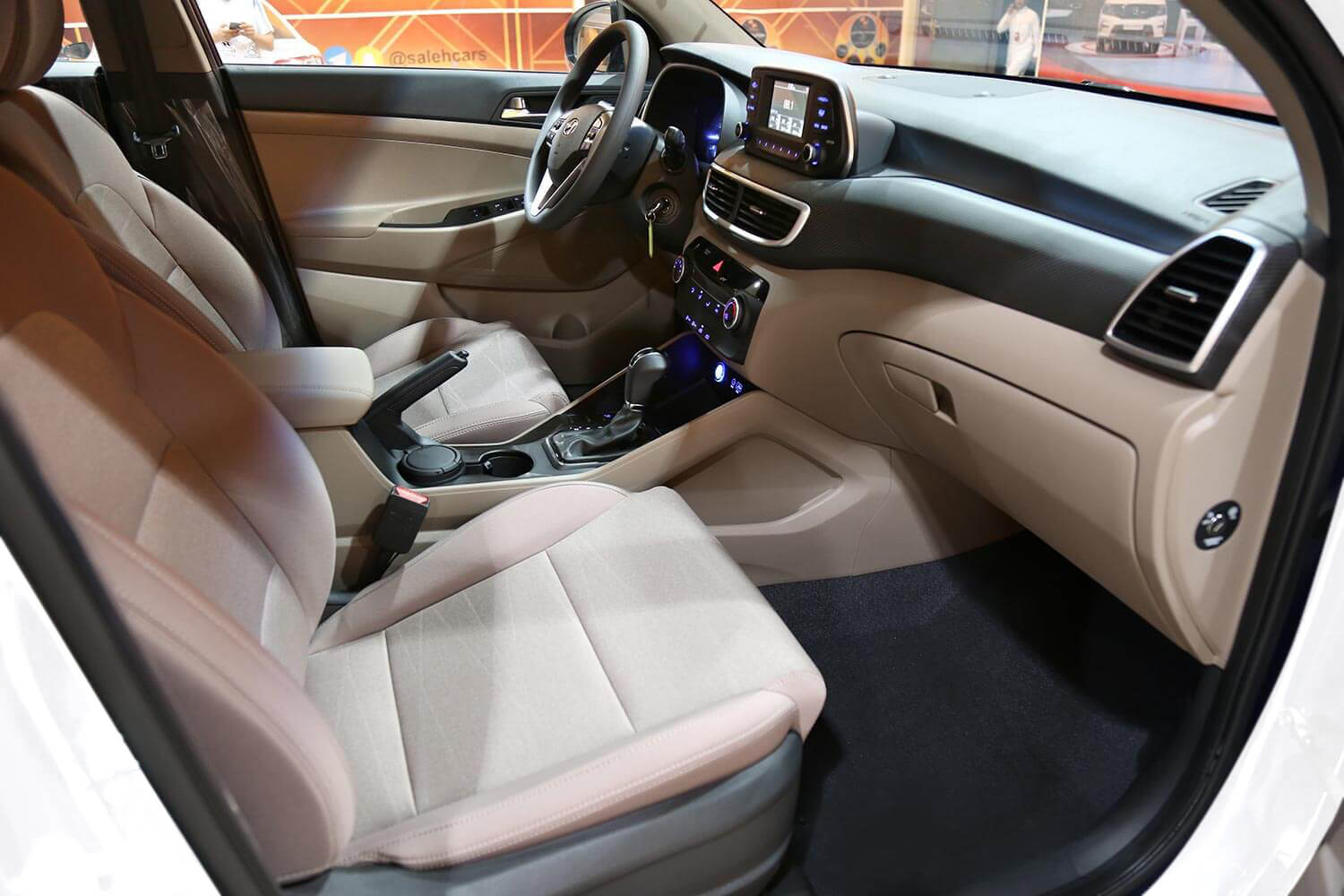 Interior Image for  HYUNDAI TUCSON GL 2021