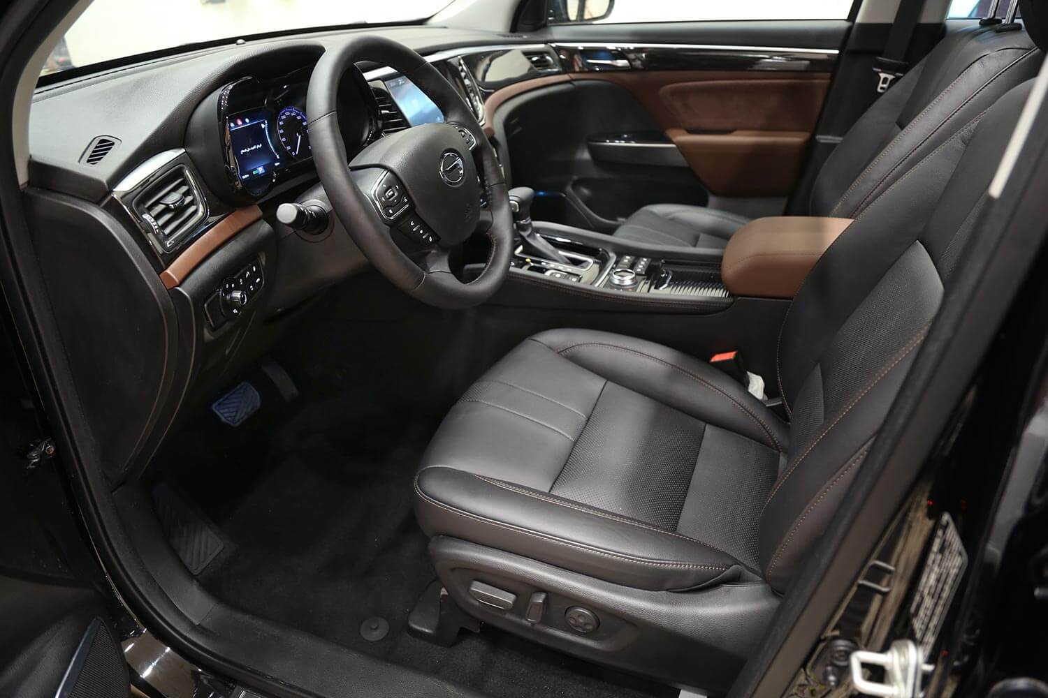 Interior Image for  GAC GS8 GL-4WD 2020