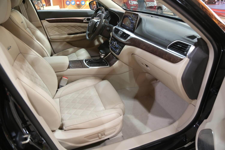 صورة داخلية للسيارة  جي إيه سي GA8 GE 2020