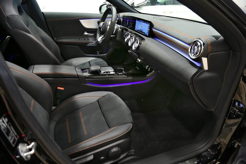 Interior Image for  MERCEDES BENZ CLA 250 2020