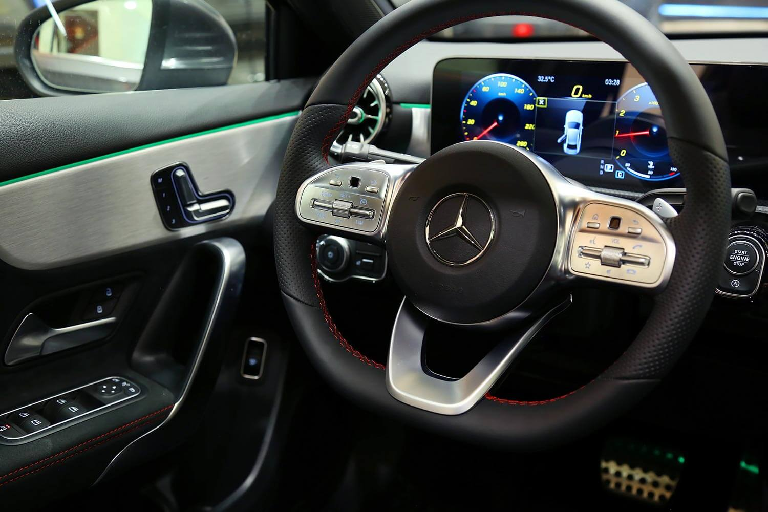 Interior Image for  MERCEDES BENZ A 200 2020