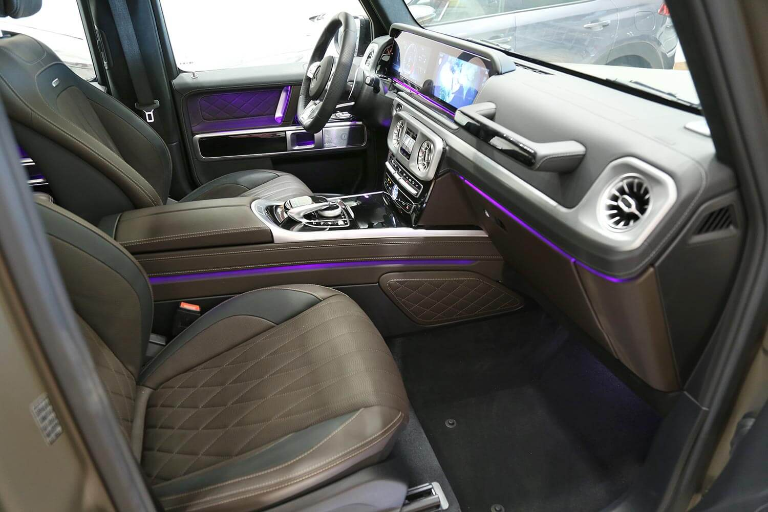 Interior Image for  MERCEDES BENZ G63 AMG-Adition 2020
