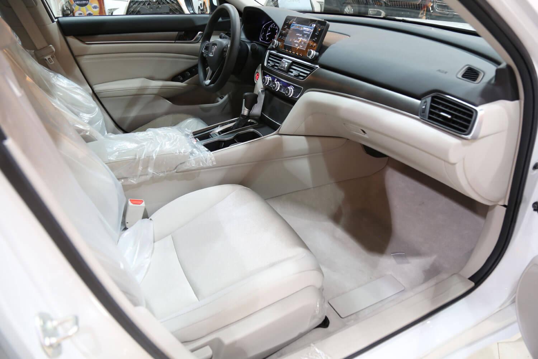 Interior Image for  HONDA Accord LX 2019