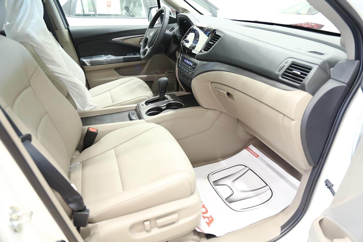 Interior Image for  HONDA PILOT EXL 2020