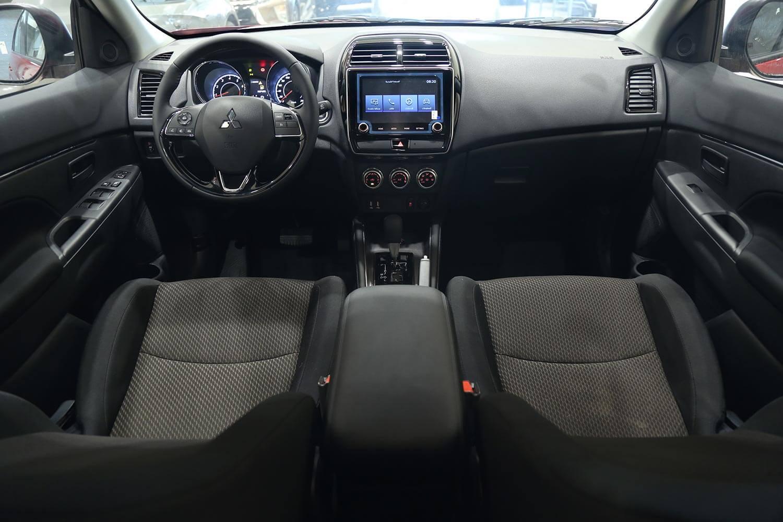 صورة داخلية للسيارة  ميتسوبيشي ايه اس اكس دبل GLX 2021