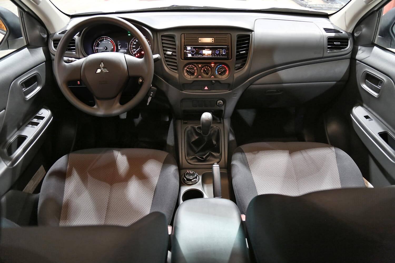 Interior Image for  MITSUBISHI L200 Gasoline 4*4 2020