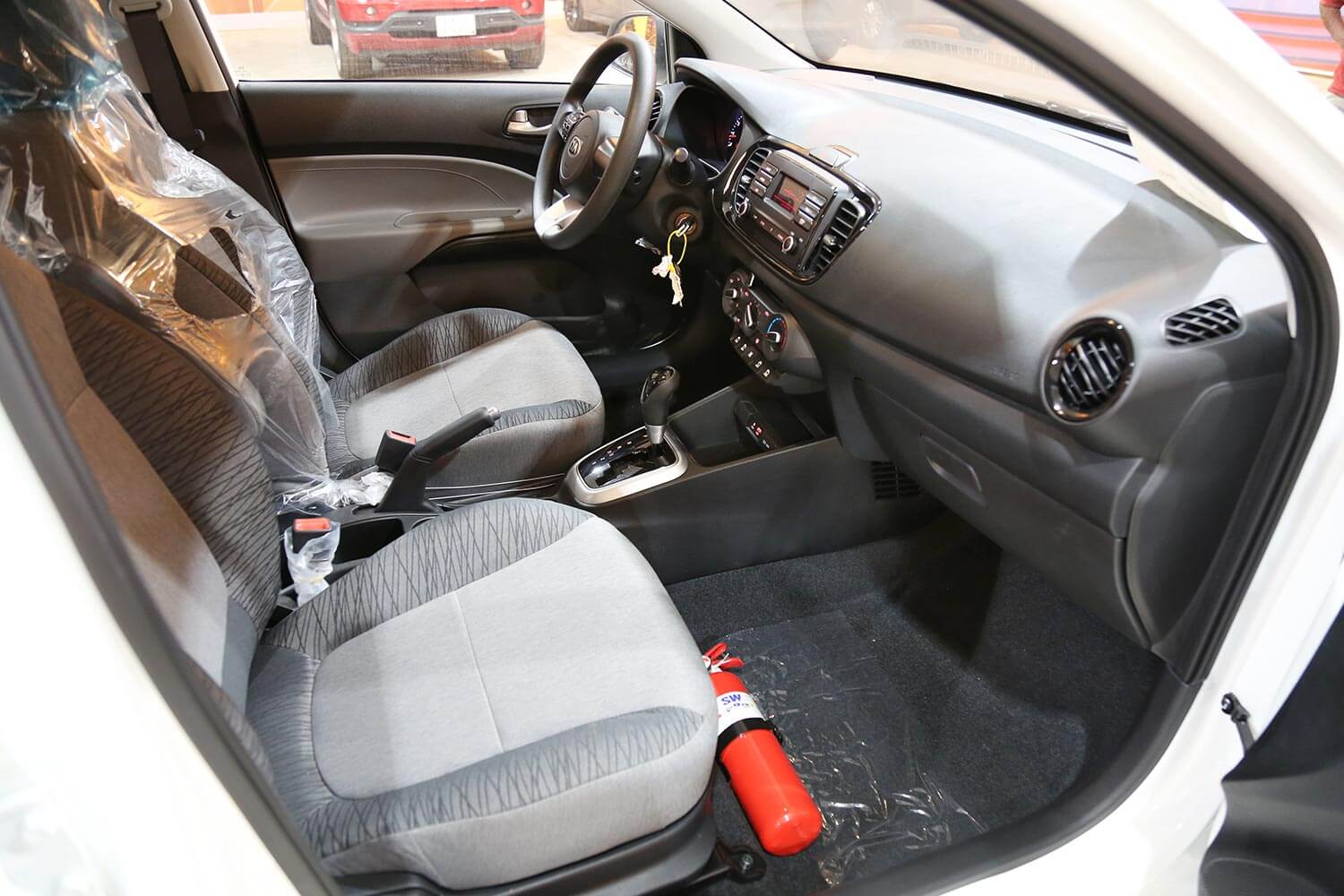 Interior Image for  KIA PEGAS LS 2021