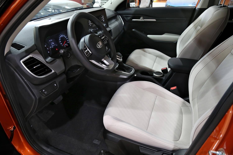 Interior Image for  KIA SELTOS LX 2020