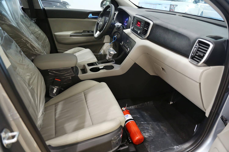 صورة داخلية للسيارة  كيا سبورتاج GDI 2020